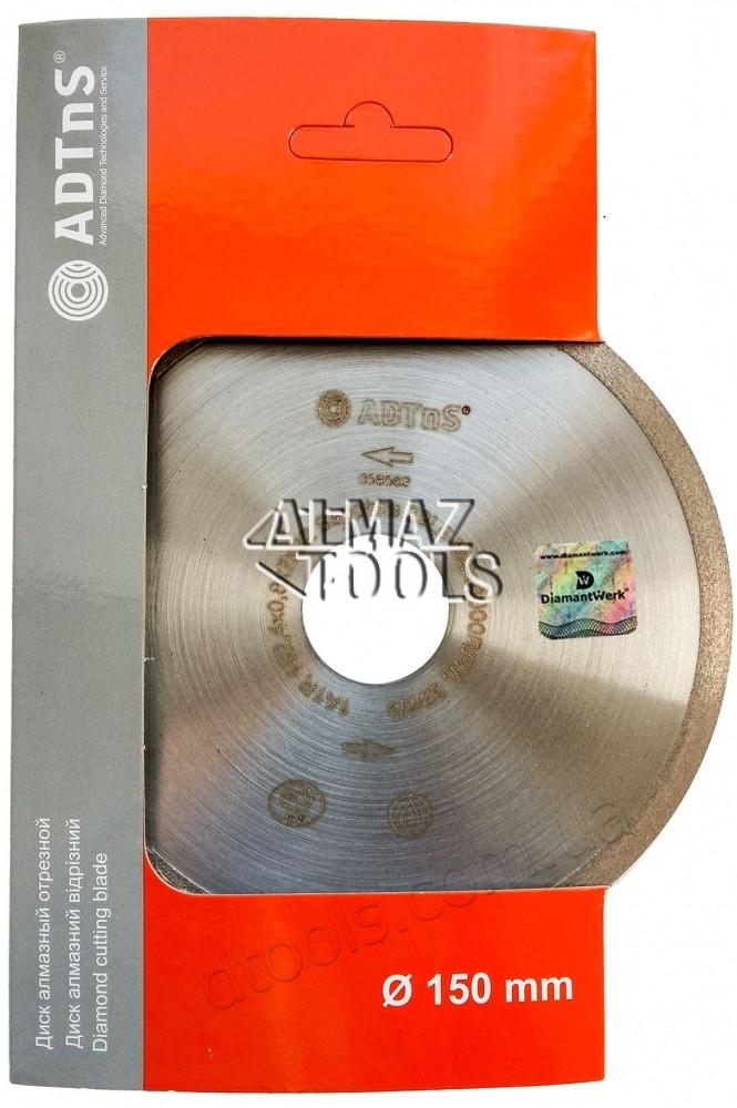 Диск алмазный ADTnS Sapphire 1A1R - 1