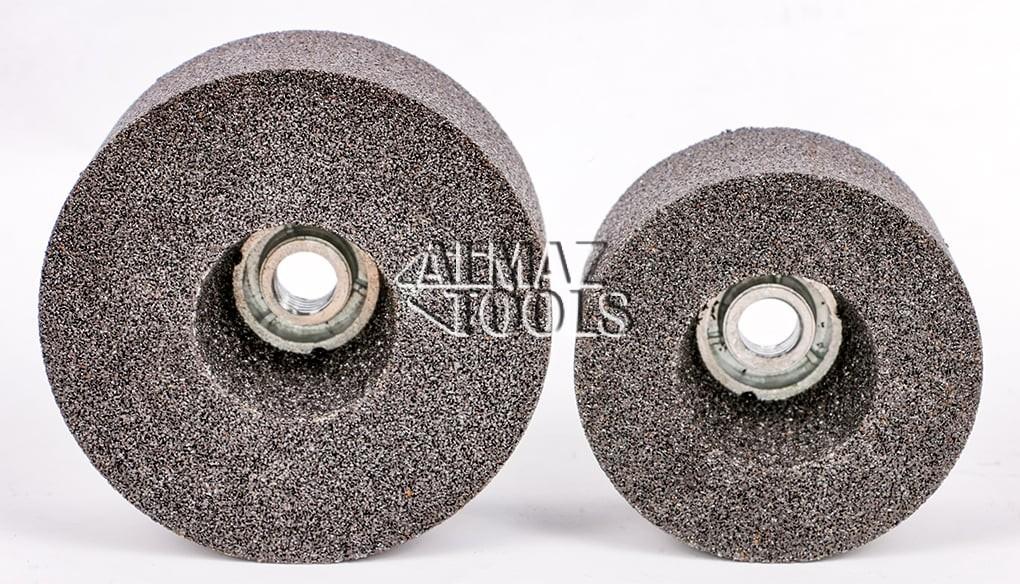Шарошка абразивная корундовая Abrasivi cigiesse по камню - 1
