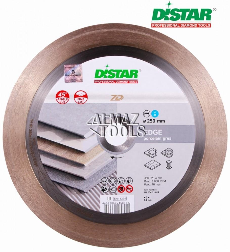 Distar Edge диск алмазный для реза под углом 45° - 1