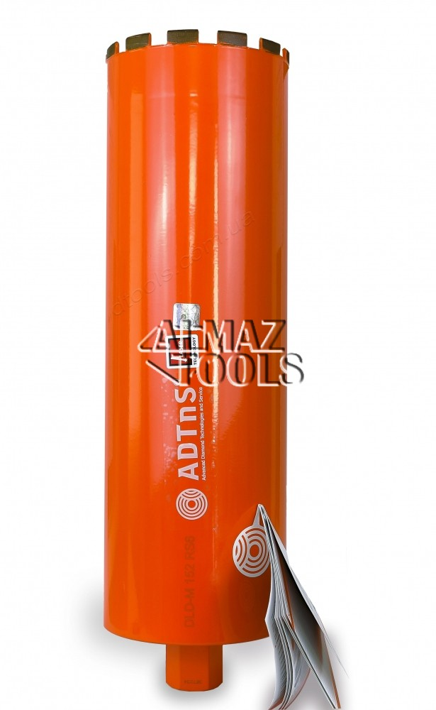 Алмазная коронка Adtns САМС-WM RS6 модуль - 2