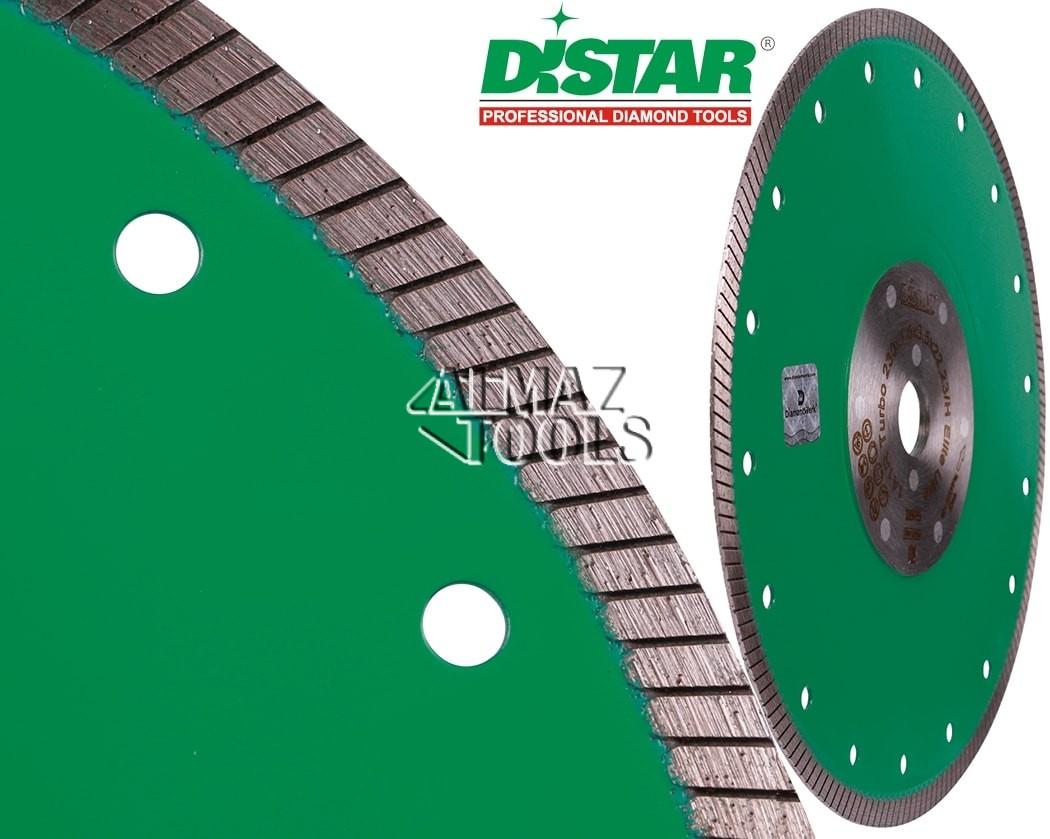 Круг алмазный отрезной Distar Turbo Elite Ultra - 1