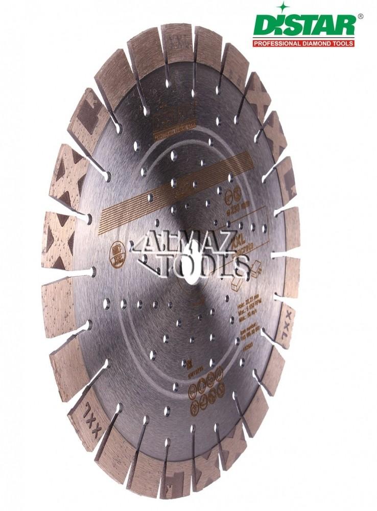 Алмазный сегментый диск Distar XXL 230 mm - 1