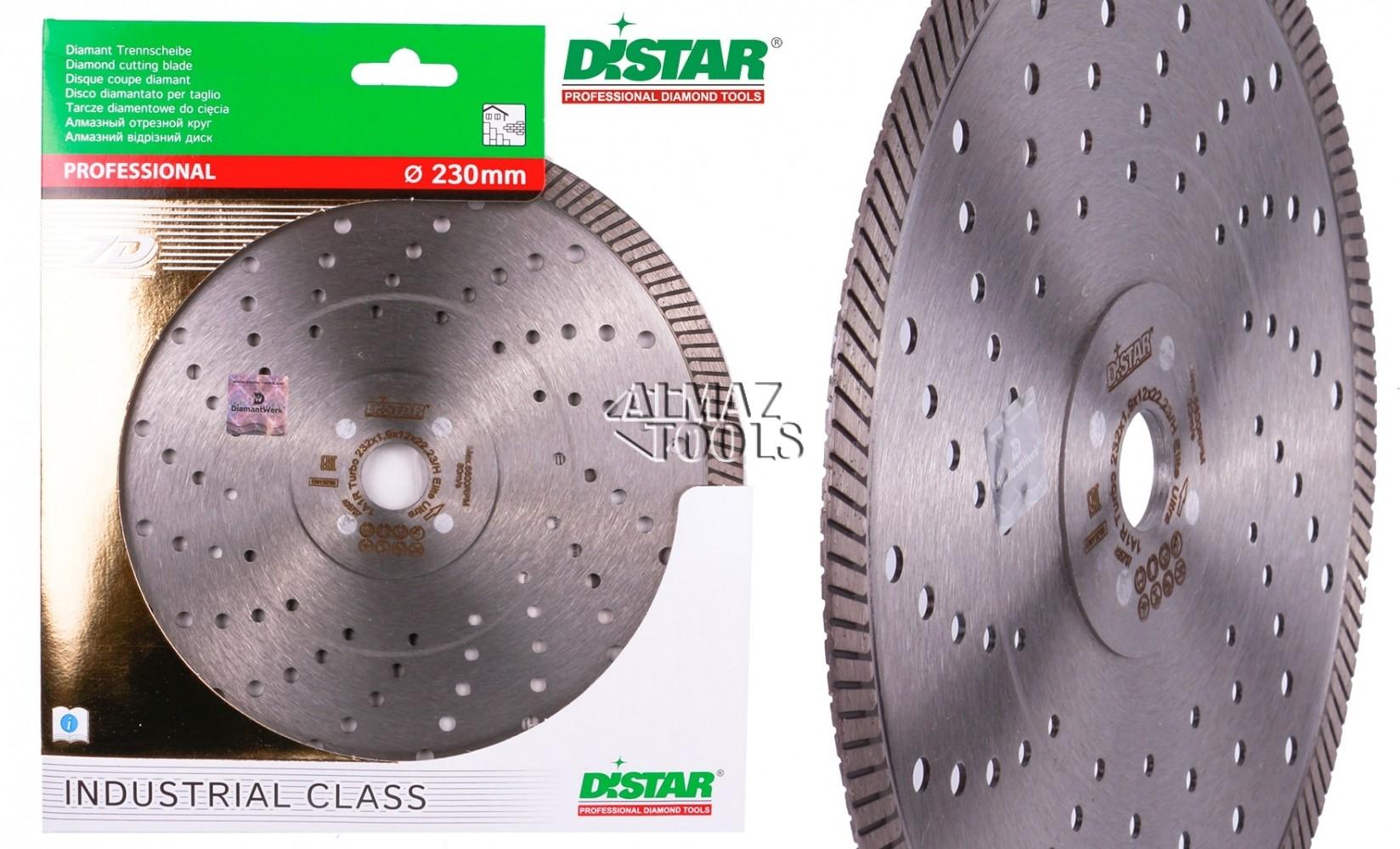 Диск алмазный Distar Elite Ultra по граниту - 1