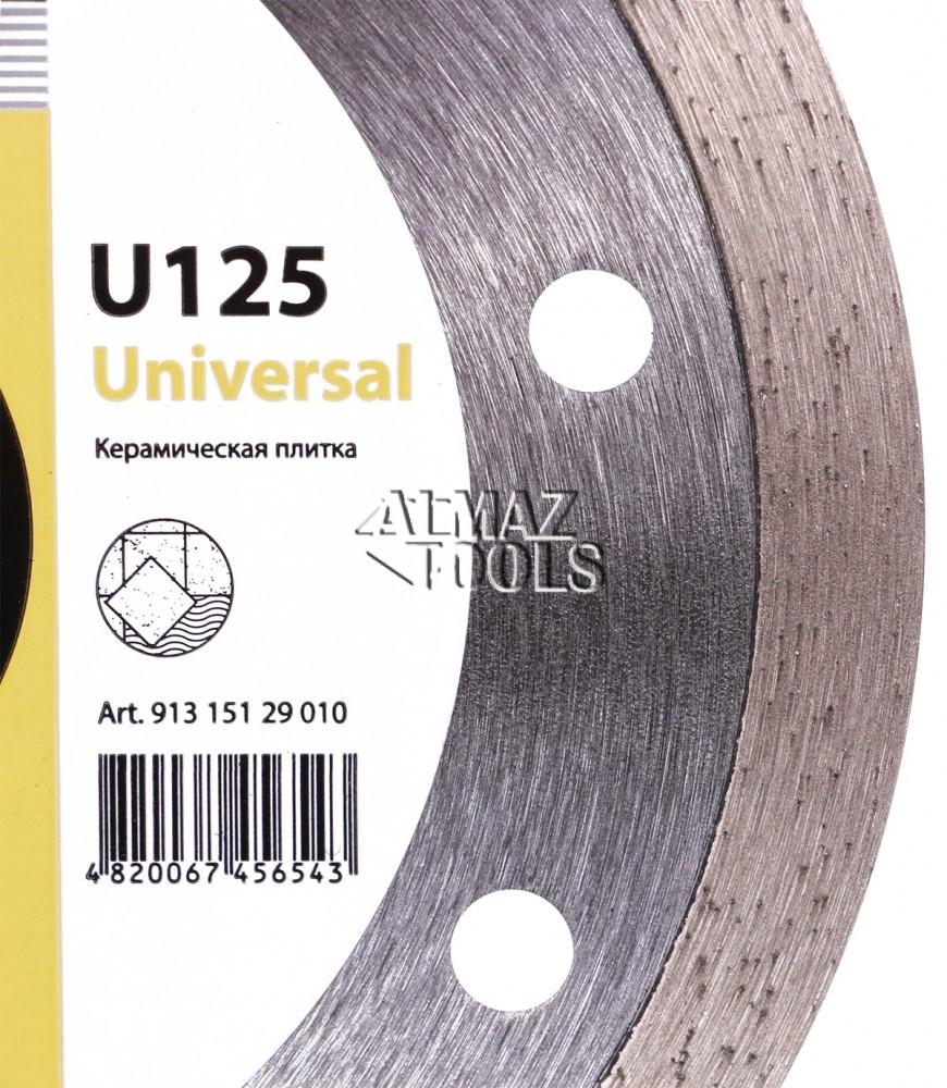 Круг алмазный Baumesser Universal 1A1R - 1