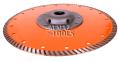 Алмазный круг отрезной ADTnS Turbo Laser/F GM - 3