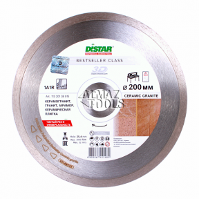 Коронарный круг Distar Bestseller Ceramic Granite 1A1R - 702